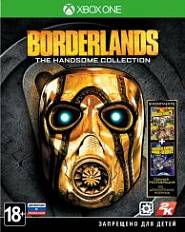 Игра для XBOX ONE Borderlands: The Handsome Collection