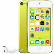 iPod APPLE Touch 16Gb MGG12 yellow - желтый