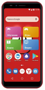 Смартфон INOI kPhone 5i 4G red - красный