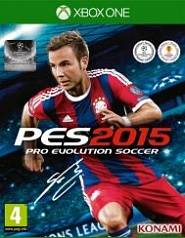 Игра для XBOX ONE Pro Evolution Soccer 2015 (русс. суб.)