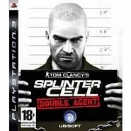 Игра для PS3 Tom Clancy's Splinter Cell: Double Agent