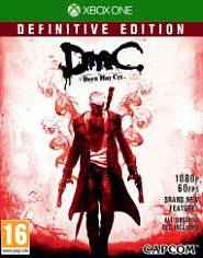Игра для XBOX ONE DmC Devil May Cry. Definitive Edition