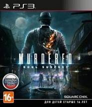 Игра для PS3 Murdered: Soul Suspect