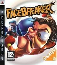 Игра для PS3 Facebreaker