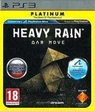 Игра для PS3 Квест Heavy Rain (Platinum) (с поддержкой PS Move)