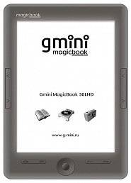 Электронная книга GMINI MagicBook S6LHD graphite - графитовый