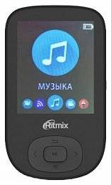 Flash плеер RITMIX RF-5100BT 16Gb black - черный
